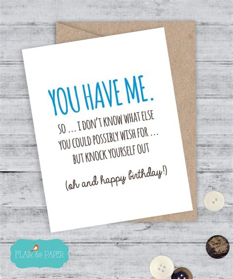 card for your 25 unique just because boyfriend gifts i you ideas