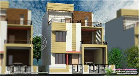 three story home plans 3 story house plan design in 2626 sq home kerala plans