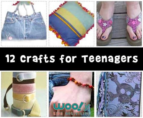 craft project ideas for teenagers crafts woo jr activities