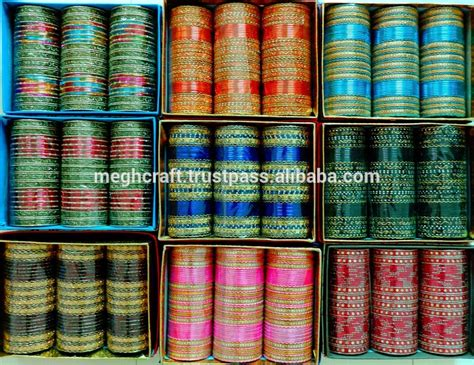 metal wholesale india indian bridal churi set indian wedding bangles metal