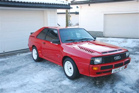 Audi Sport Quattro For Sale by Audi Sport Quattro 1985 For Sale Classic Trader