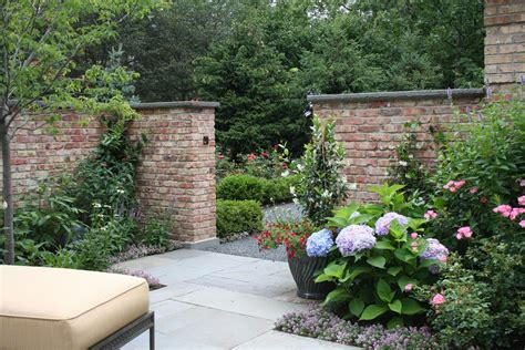 garden brick wall design ideas garden brick wall design ideas landscape traditional with