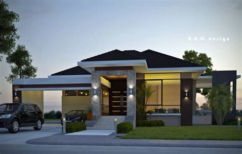 house designes contemporary house designs 2016 rendition bahay ofw