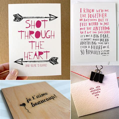 how to make cool valentines day cards and sweet handmade s day cards popsugar home