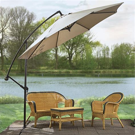 10 patio umbrella 10 cantilevered patio umbrella 152569 patio umbrellas