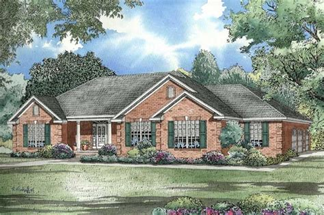 traditional ranch house plans house and home design