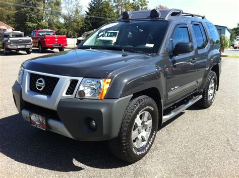 Nissan Xterra 2010 by 2010 Nissan Xterra Information And Photos Zombiedrive