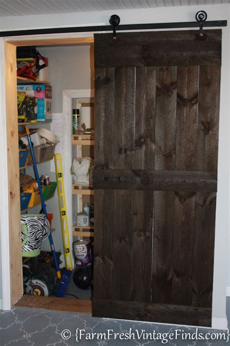 how to make a barn door for inside how to build a barn door for around 20 bucks farm