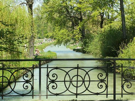 Langlauf Englischer Garten München by M 252 Nchen Bayern Tourismus