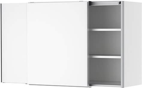 kitchen cabinet with sliding doors akurum wall cabinet with sliding doors scandinavian