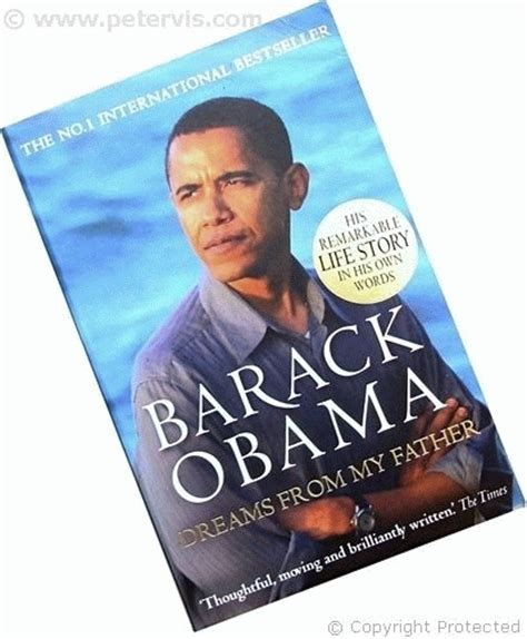 barack obama picture book obama barrack dreams from my