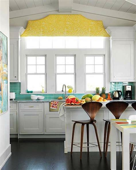 yellow kitchen decorating ideas blue and yellow kitchen design ideas