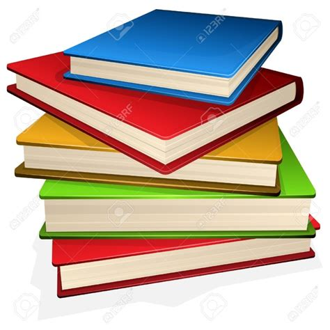 picture of books clipart stack of books clipart clipartion