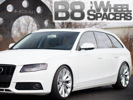 Audi A4 Wheel Spacers by Ecs News Audi B8 S4 A4 Wheel Spacers