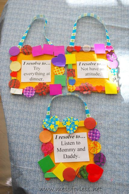 ac craft projects new year s resolutions resolutions and new year s on