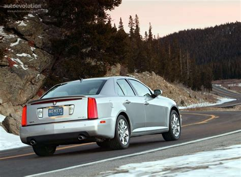 sts at home cadillac sts specs 2004 2005 2006 2007 autoevolution