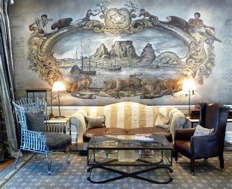 what are wall murals wall murals are painted picture of cape grace cape
