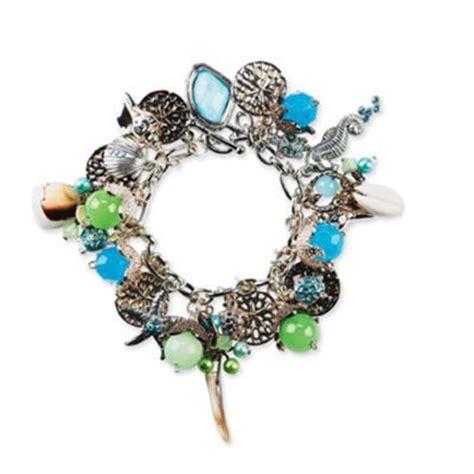 bead landing bead landing seascape charm bracelet jewelry diy