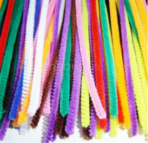 pipe cleaners and different lengths and widths available for pipe