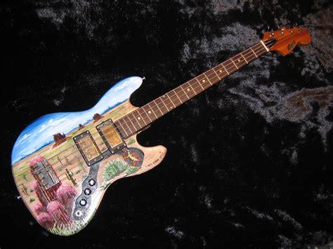 paint nite kingston chuck s vintage ibanez guitar collection