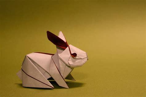 origami bunny meorigammee