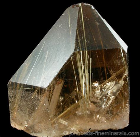 rutilated quartz rutilated quartz gemstone image