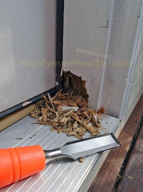 exterior door jamb repair the 25 best door frame repair ideas on window