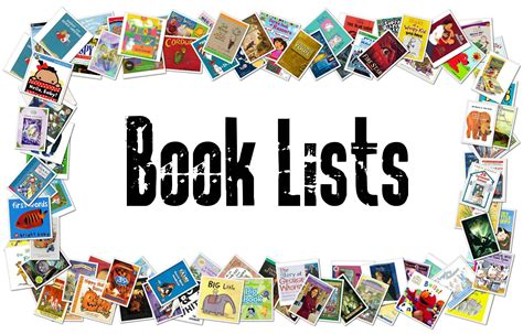 picture book list book lists children s library