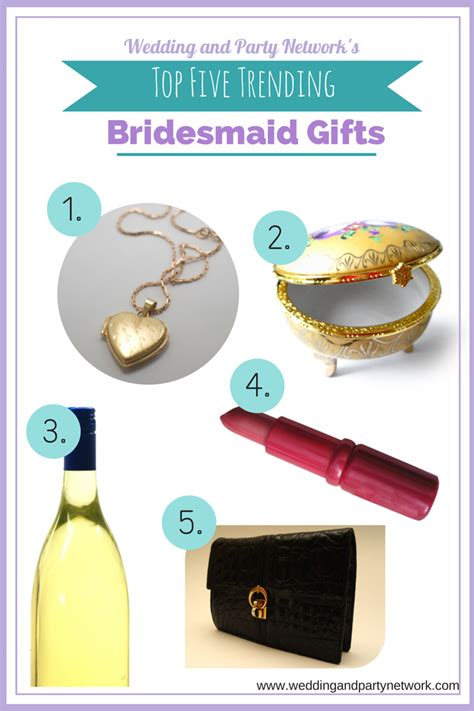 gifts this bridesmaids gifts celebration advisor wedding and