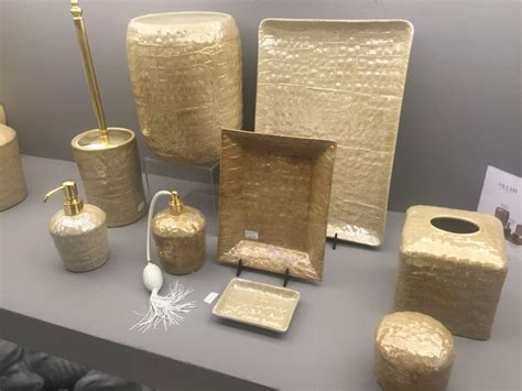 gold bathroom accessories sets bathroom accessories that let you tweak the decor to your