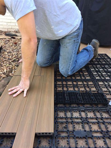 cheap patio floor ideas 25 best ideas about patio flooring on outdoor