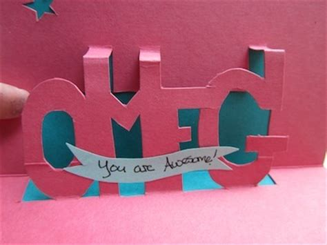 how do you make a pop out card how to make custom pop up cards made diy crafts