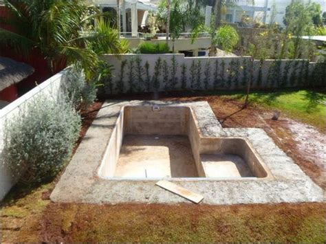 how to make a pool in your backyard cheap way to build your own swimming pool home project