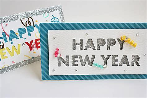 new year card handmade easy handmade new year cards for simple cards kaise