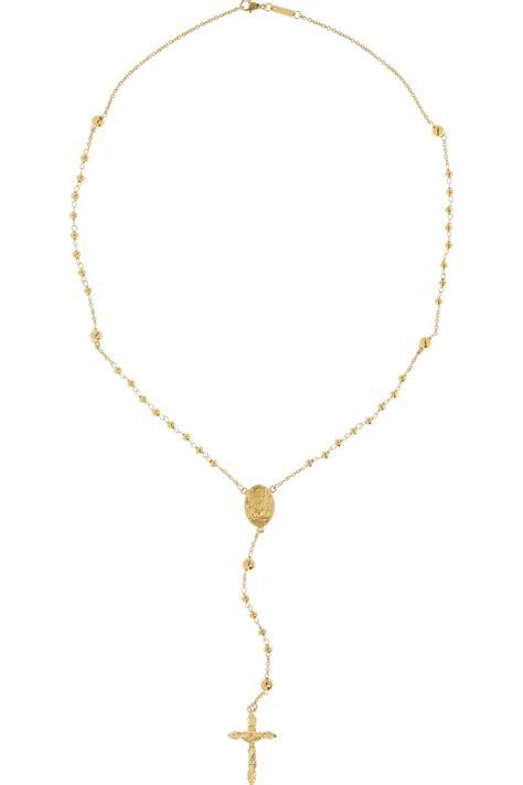 how to make beaded rosary beaded gold tone rosary necklace