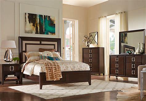 sofia vergara bedroom furniture sofia vergara santa clarita cherry 5 pc bedroom