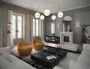 parisian kitchen design classic parisian apartment has a fish tank as a bar and a