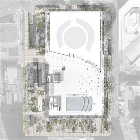 Home Plans With A View plant nathan phillips square revitalization competition