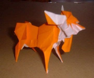 origami moose for an origami mooseinstructions for an