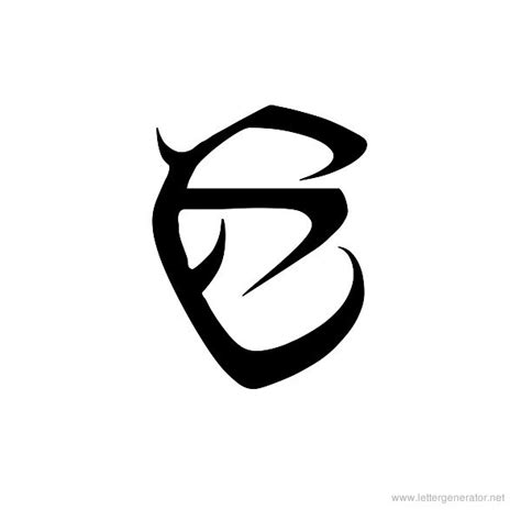 tattoo alphabet gallery free printable alphabets