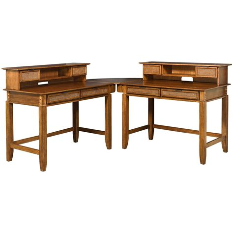 student desk for home home styles 174 jamaican bay student desk hutch combo