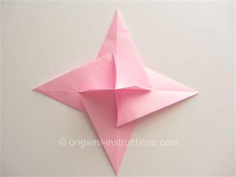 Origami Twisty Folding