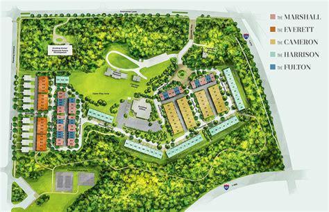 site plan site plan grosvenor heights bethesda townhomes eya