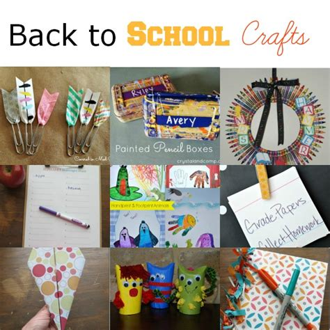 back to school crafts for back to school crafts for kid search engine at