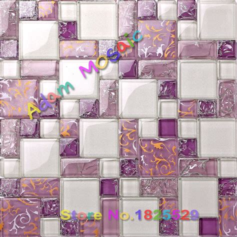 purple kitchen backsplash buy wholesale purple ceramic tile from china purple