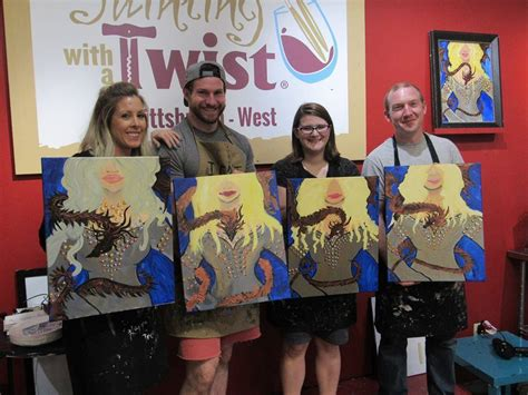paint with a twist pa painting with a twist in robinson township pa 412 200