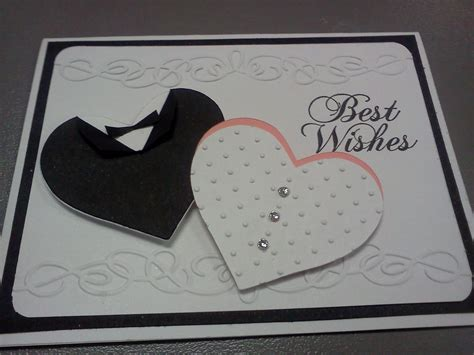 how to make a wedding card scrappyksue wedding card