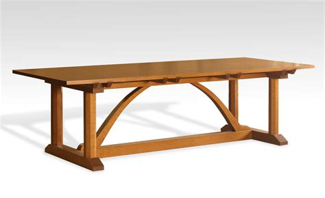 arts and crafts table for arts and crafts table gimson lacewood furniture