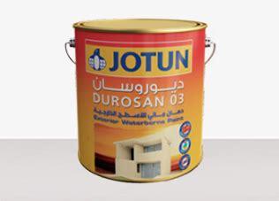 acrylic paint jotun durosan 03