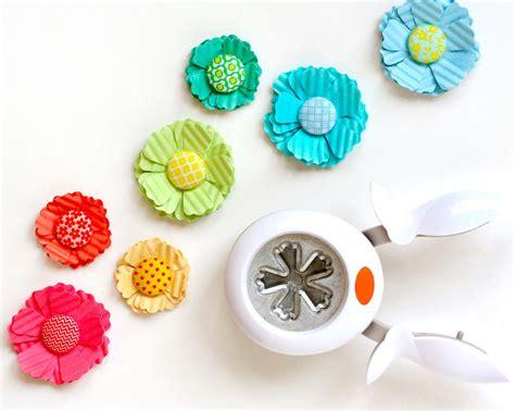 paper punch craft designs punch design ideas adding texture fiskars